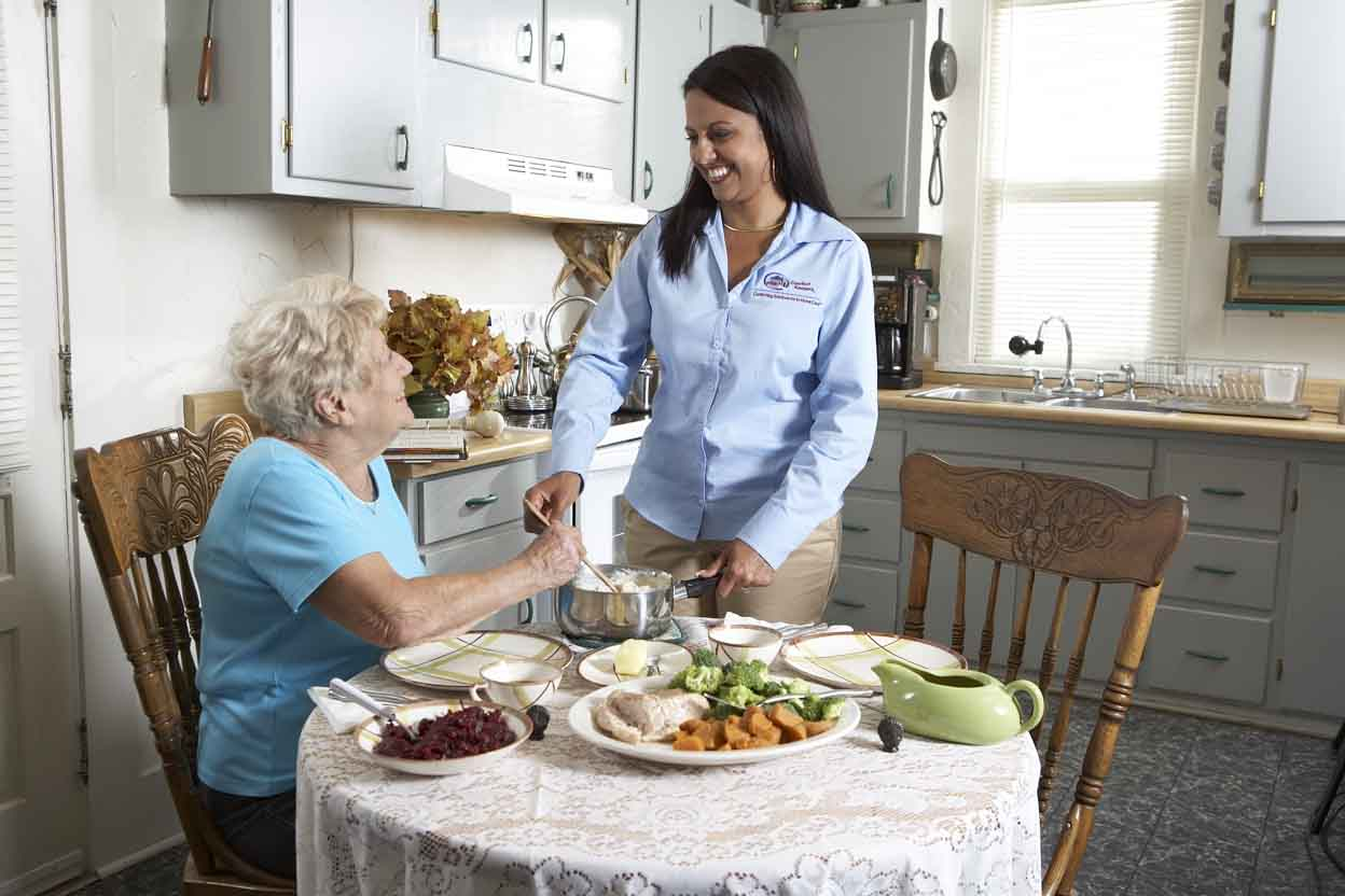 Comfort Keepers caregiving photo (2)