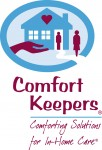 Comfort Keepers logo and tag line