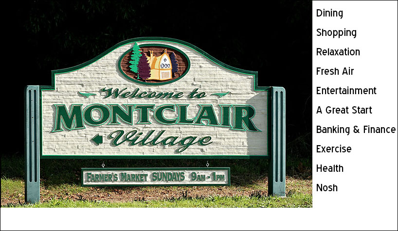 Montclair Sign Simpler