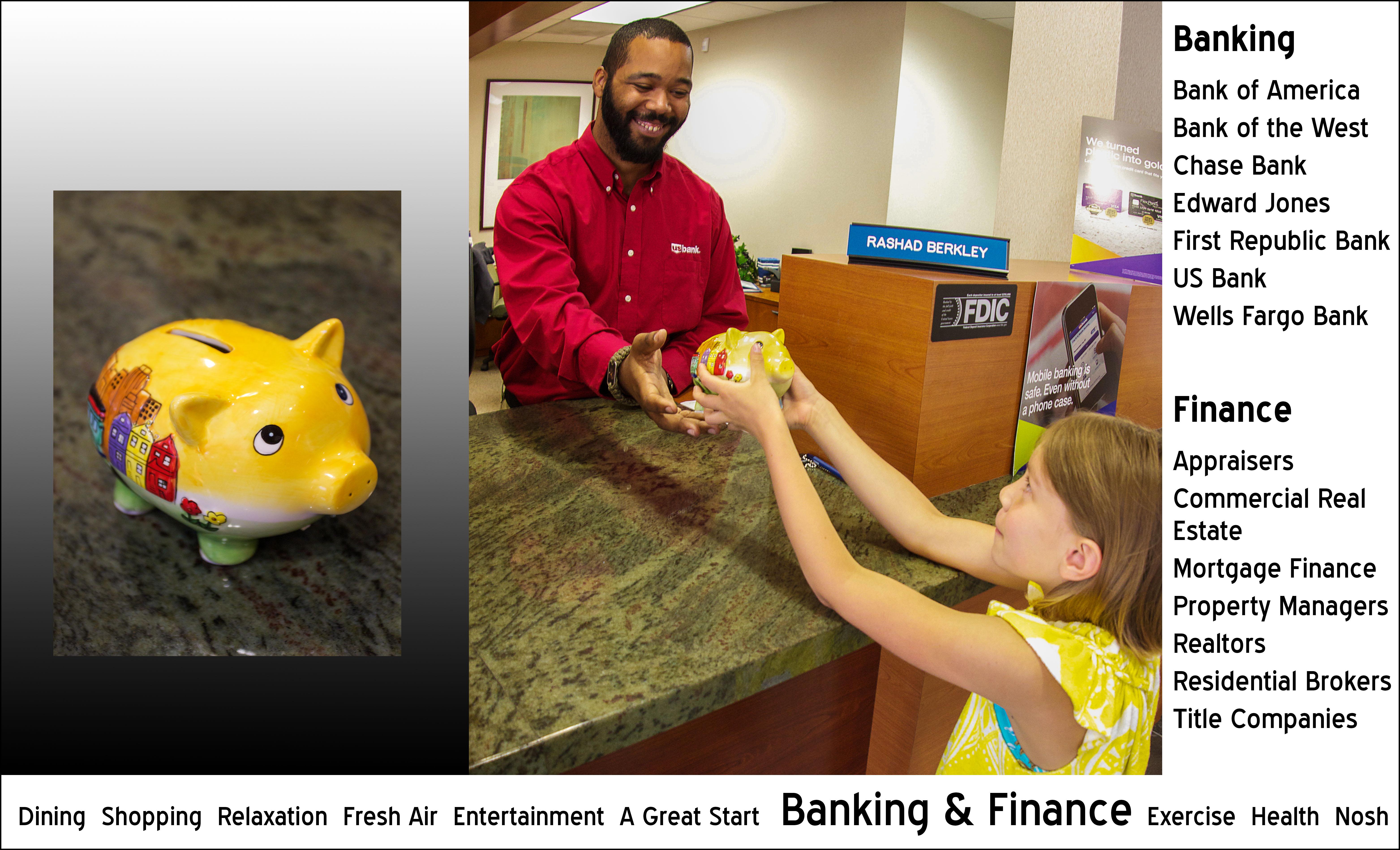 Banking titles