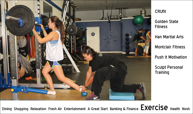 Exercise Slide titles