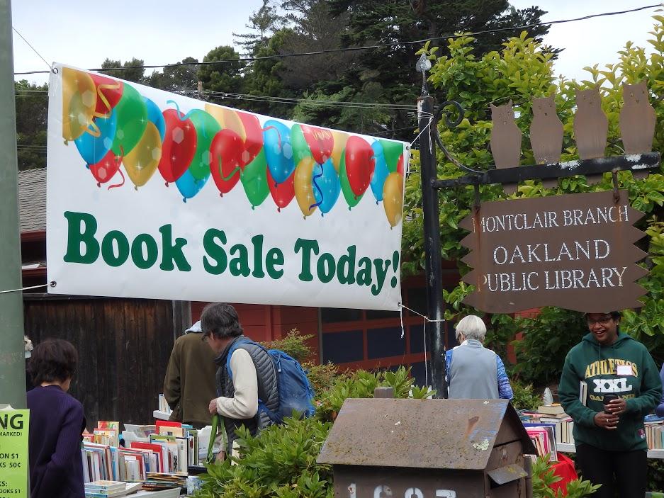 FOML book sale 1